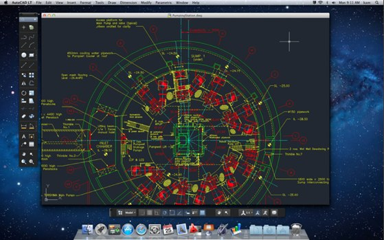 autodesk releases autocad lt on mac app store mac rumors. Black Bedroom Furniture Sets. Home Design Ideas