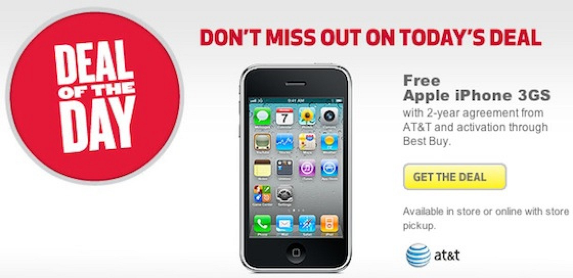 best buy iphone best buy offering iphone 3gs free today on contract mac 1575