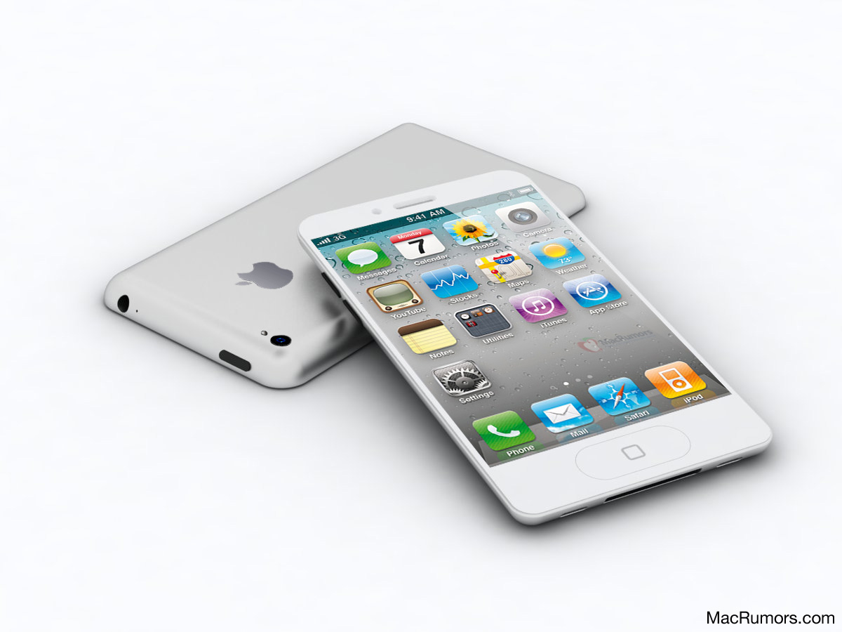 Fresh Apple Rumours About The Iphone 5
