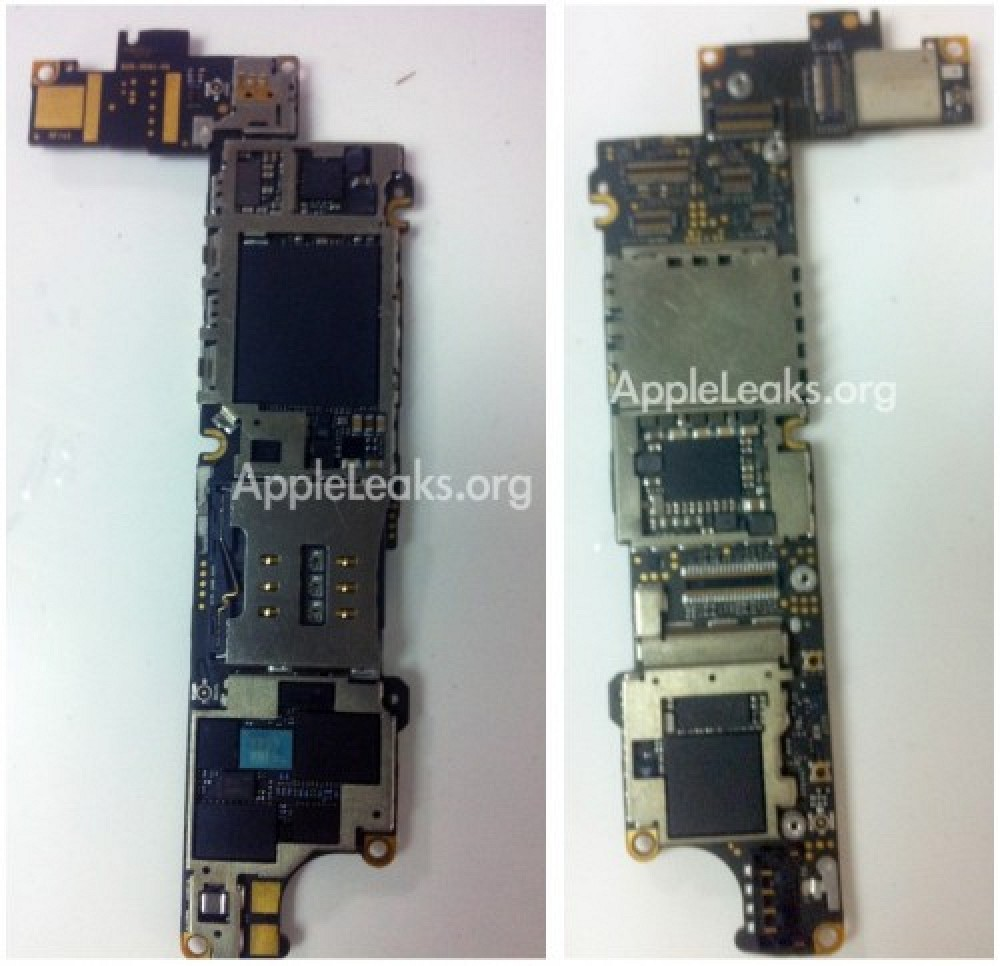 Photos Of Iphone 4s  5 Logic Board Suggest A5 Processor