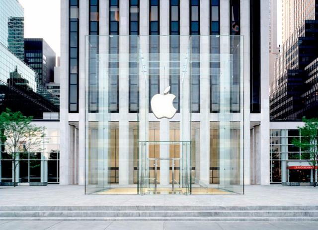 fc322b7354f Before and After Pictures of Apple s Fifth Avenue Cube Redesign ...