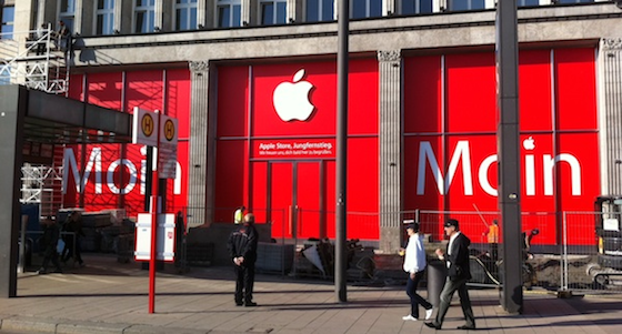 new uk and german retail stores opening this week largest chinese store coming soon mac rumors. Black Bedroom Furniture Sets. Home Design Ideas
