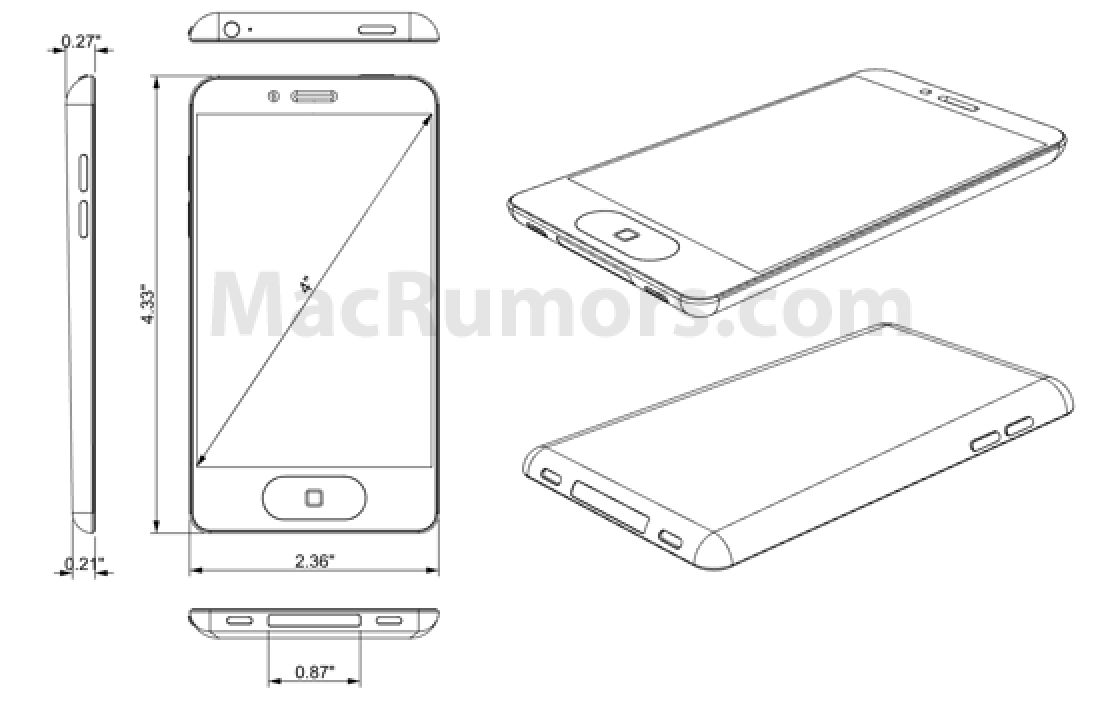 iPhone 5 Cases Suggest a Much Larger Device with a 4