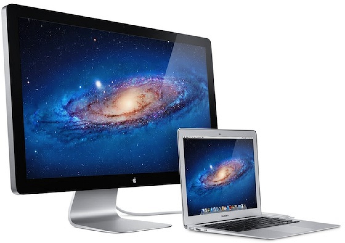Apple Preps for Thunderbolt Display Release with MacBook ...