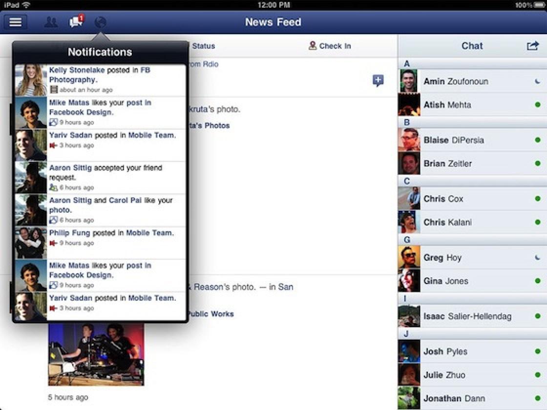 how to make facebook app live