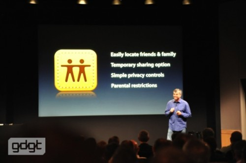 how to add find my friends on iphone
