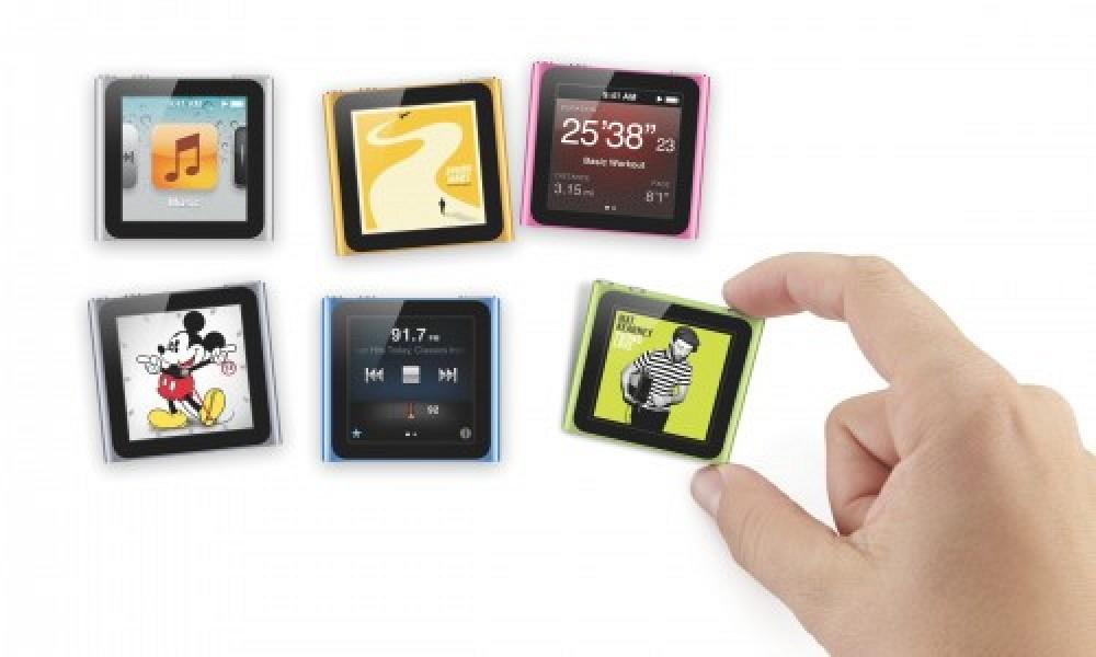 iPod Nano Updated, Price Reduced - MacRumors