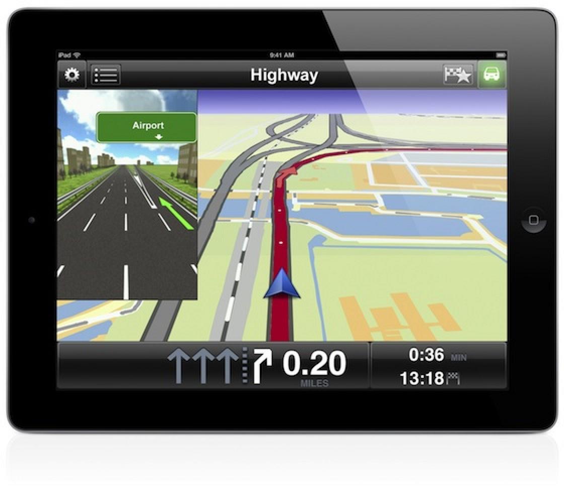 TomTom for iOS Gains iPad Compatibility - MacRumors