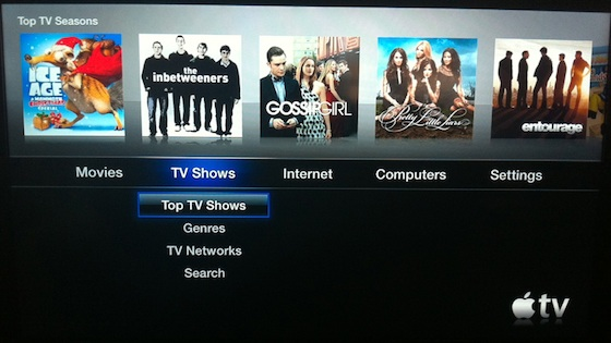 Apple TV Gains TV Show Purchasing and Streaming in Australia, Canada