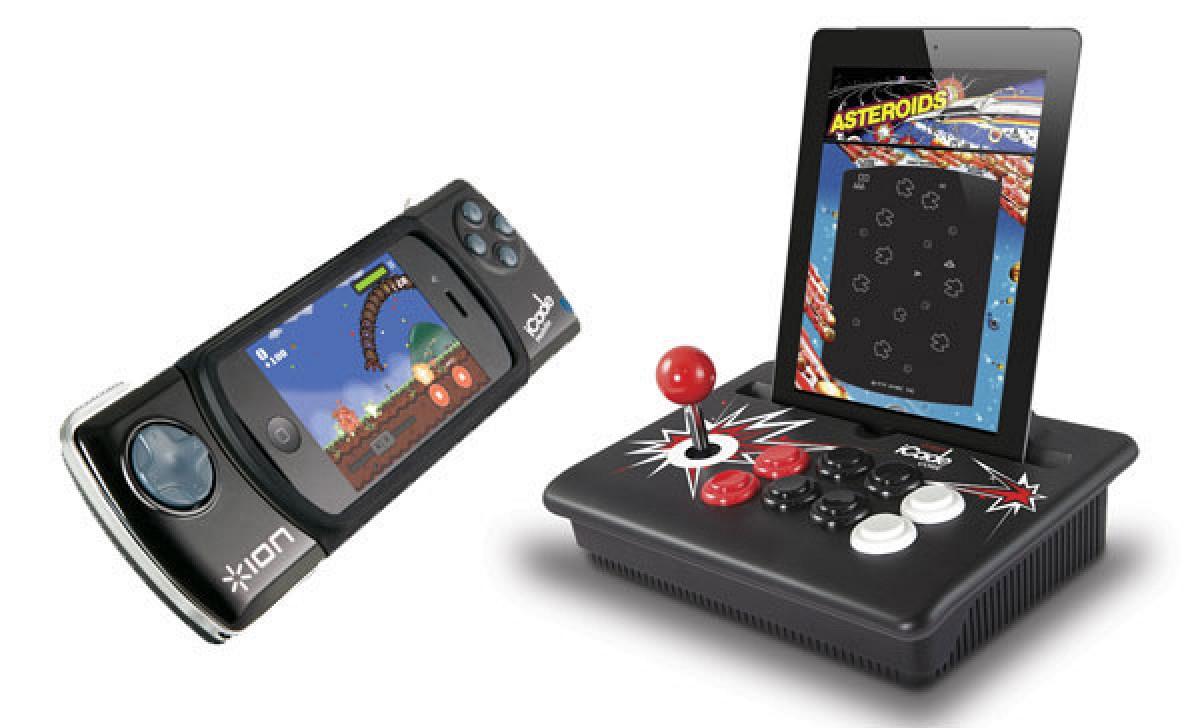 CES 2012: iCade iOS Game Controller Expands to iCade Jr ...