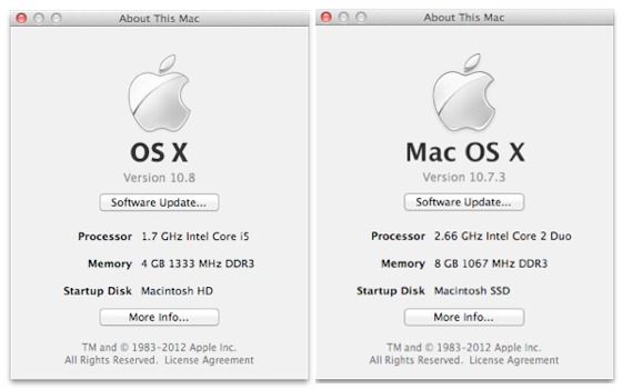 Apple Officially Drops 'Mac' Name from OS X Mountain Lion - Mac Rumors