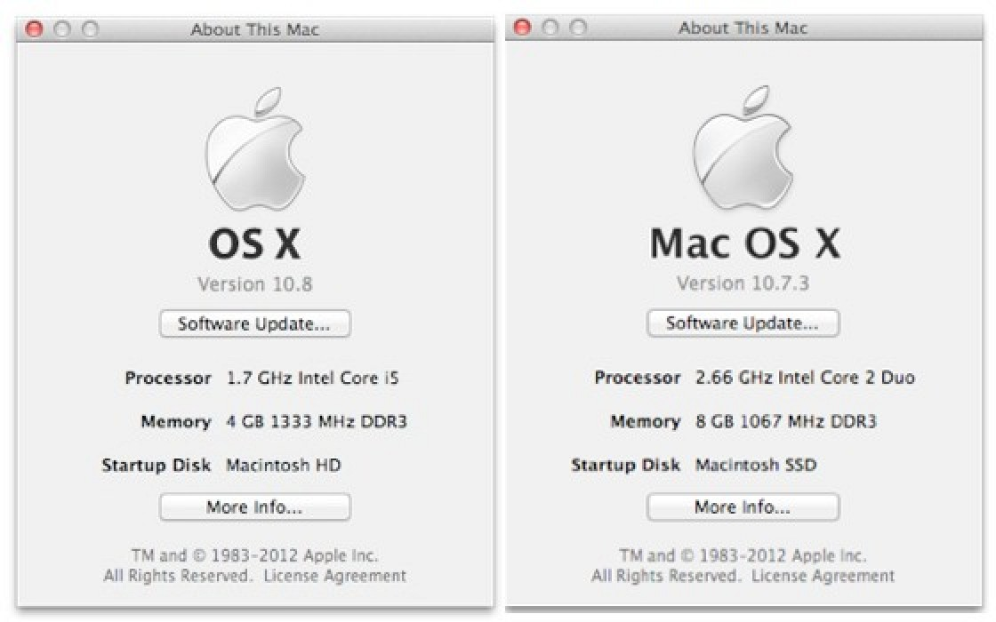 Apple Officially Drops 'Mac' Name from OS X Mountain Lion