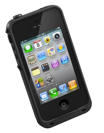 Lifeproof iphone case offers protection against water and shock damage macrumors for Dropped iphone in swimming pool