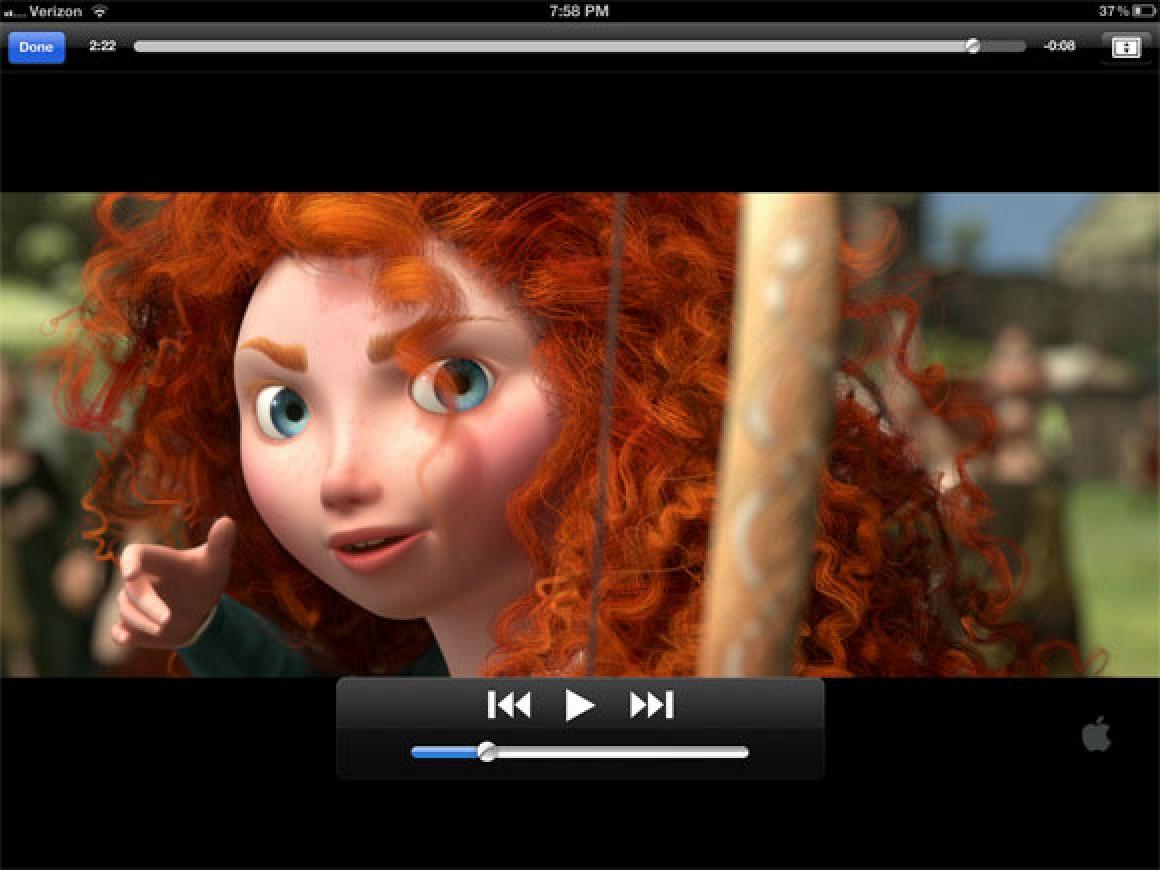 iTunes Movie Trailers App Updated for iPad Retina Display ...