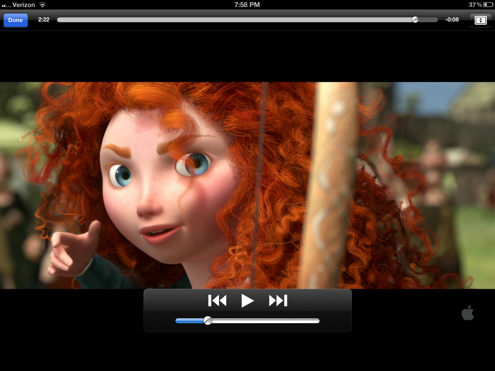 iTunes Movie Trailers App Updated for iPad Retina Display