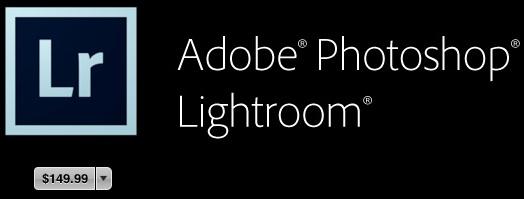 Adobe Brings Photoshop Lightroom 4 to Mac App Store - MacRumors