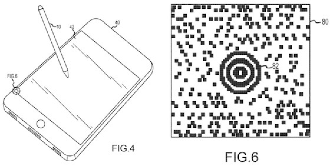 Apple Researching Stylus Concepts with Optical Tracking