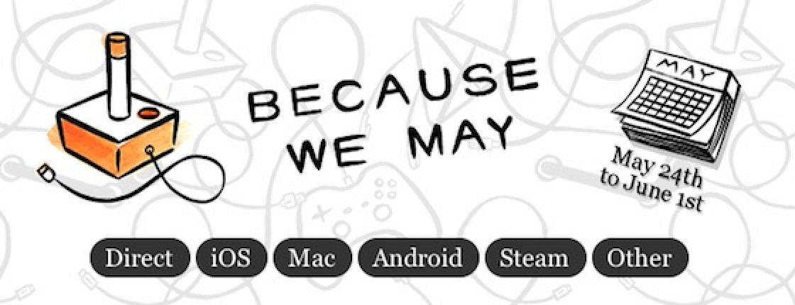 Indie Developers Support Flexible Pricing with 'Because We