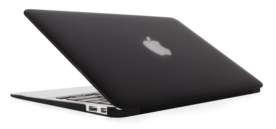 timeless design e0fc6 8c047 Moshi Releases Ultra-thin MacBook Air Shell Case - MacRumors