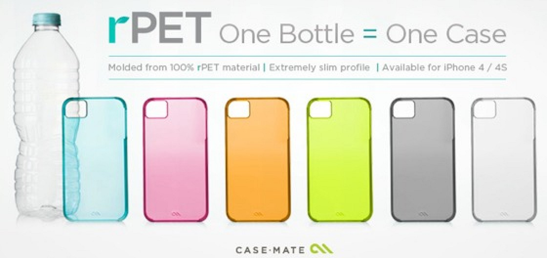 Case-Mate Offers iPhone Cases Made From Recycled Plastic ...