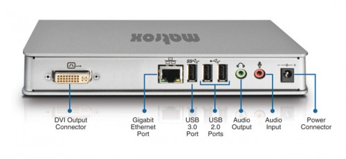 Matrox Announces DS-1 Thunderbolt Docking Station for $249 - Mac ...