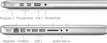 Retina Display MacBook Pro and New MacBook Air Includes Thinner ...