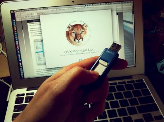 make a bootable usb mac lion