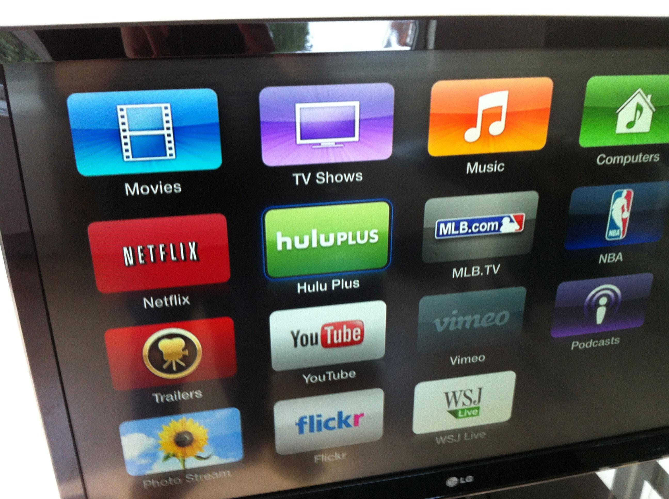 hulu plus now available on apple tv - macrumors