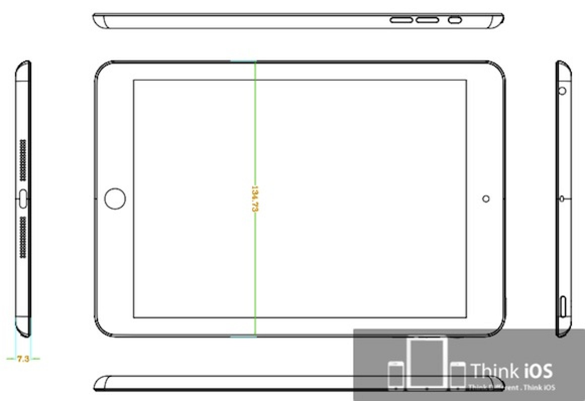 Drawing Lines With Tablet : Ipad mini cases accompanied by sketchy drawings mac rumors