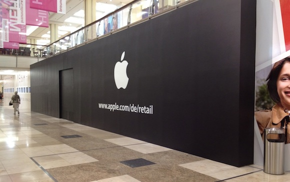 five new apple retail stores opening for iphone 5 launch week mac rumors. Black Bedroom Furniture Sets. Home Design Ideas
