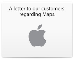 Tim Cook Publishes Open Letter on Maps for iOS 6 Mac Rumors