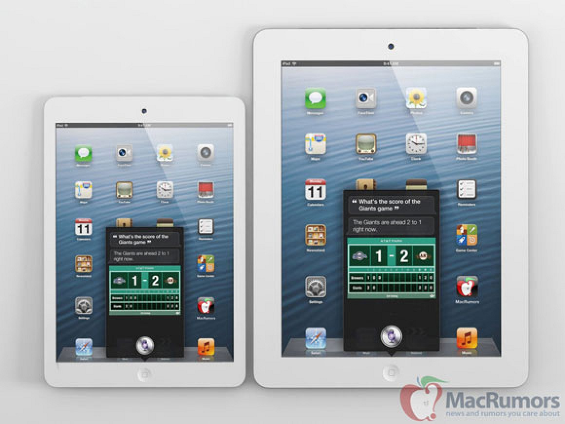 'iPad Mini' Production Reportedly Underway in Brazil