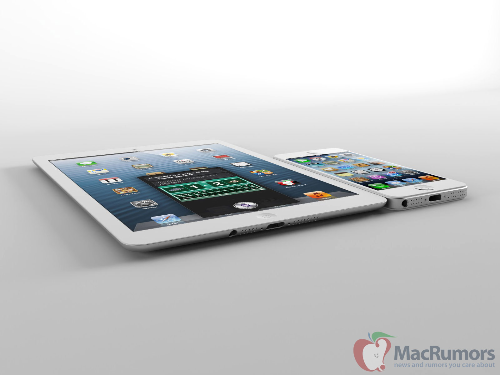 High Resolution And 3D Interactive Mockup Of Apple's