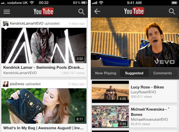 Google Launches Native YouTube App for iPhone - MacRumors