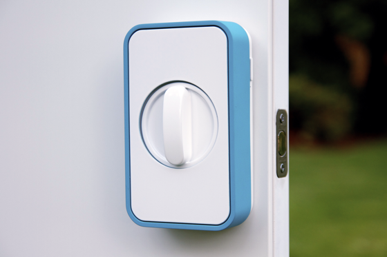 Lockitron Announces New Keyless Deadbolt Entry And Remote