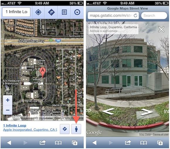 гугл мапс фото улиц