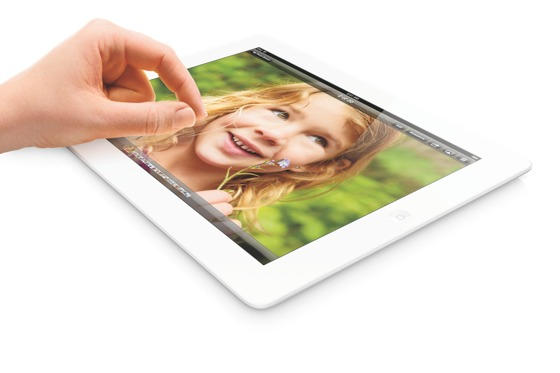 Apple Announces Fourth-Generation iPad with Lightning ...