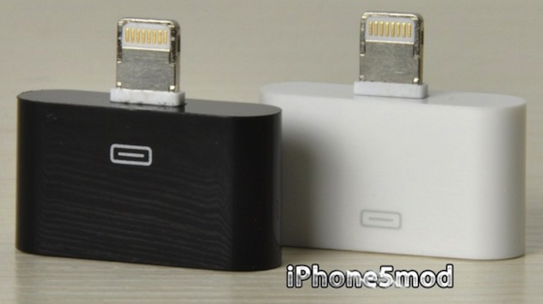 Unofficial 30 Pin Dock Connector And Micro Usb Lightning Adapters