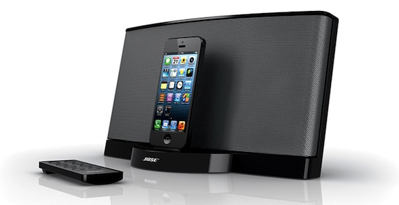 bose sounddock iii with lightning support shipping later. Black Bedroom Furniture Sets. Home Design Ideas