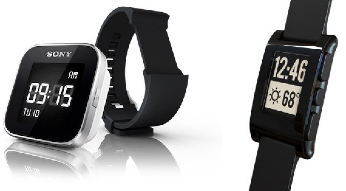 Intel Takes Aim At Smart Watches