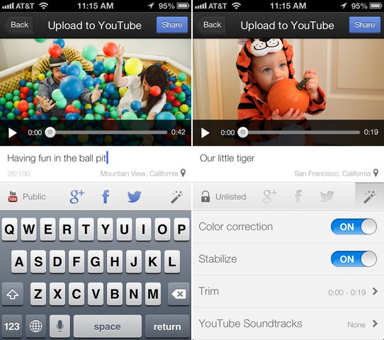 youtube launches capture app to easily film and share videos mac