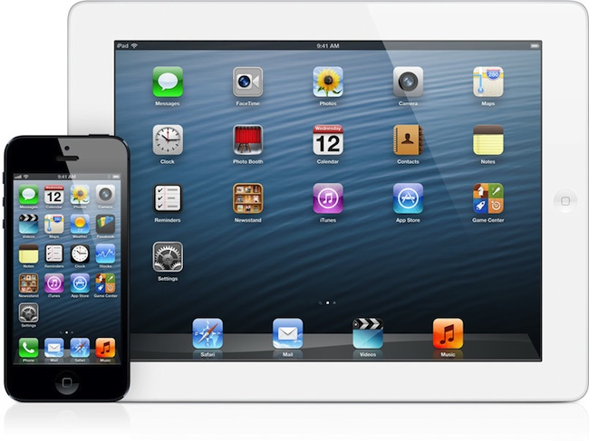 iPad 5 Set for October Debut with Design Similar to iPad ...