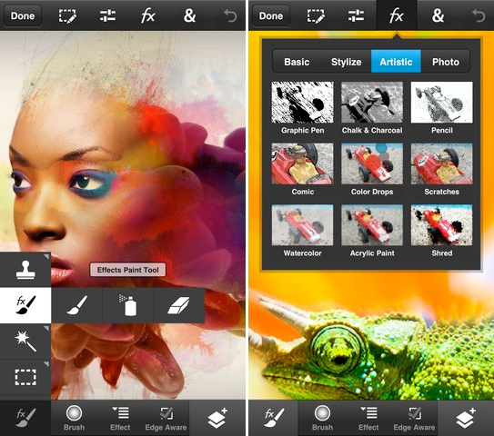 Adobe's Photoshop Touch Now Available for iPhone - Mac Rumors