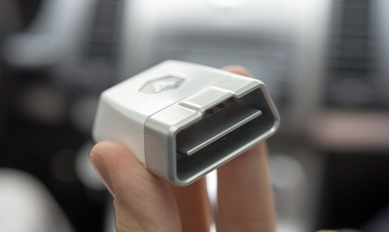 Automatic Link' App and Bluetooth Adapter Create Connected Car for