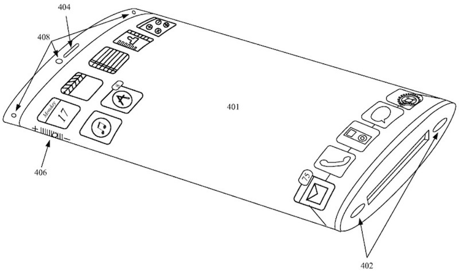 Apple Researching iPhone Designs With Flexible Wraparound