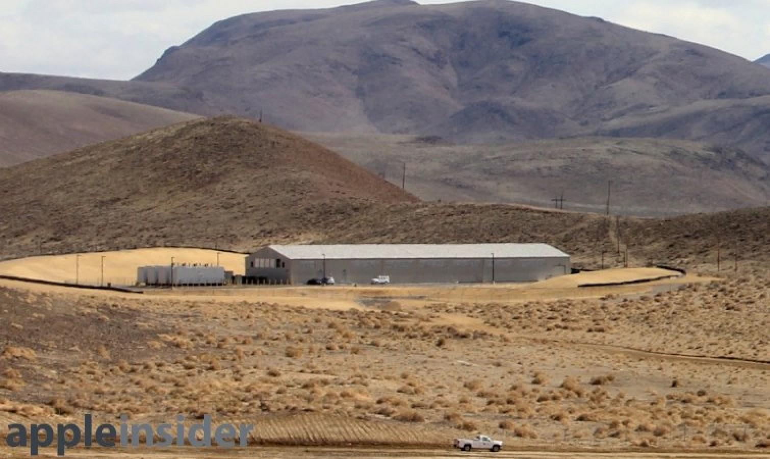 Apple To Build Solar Panel Farm For Reno Data Center