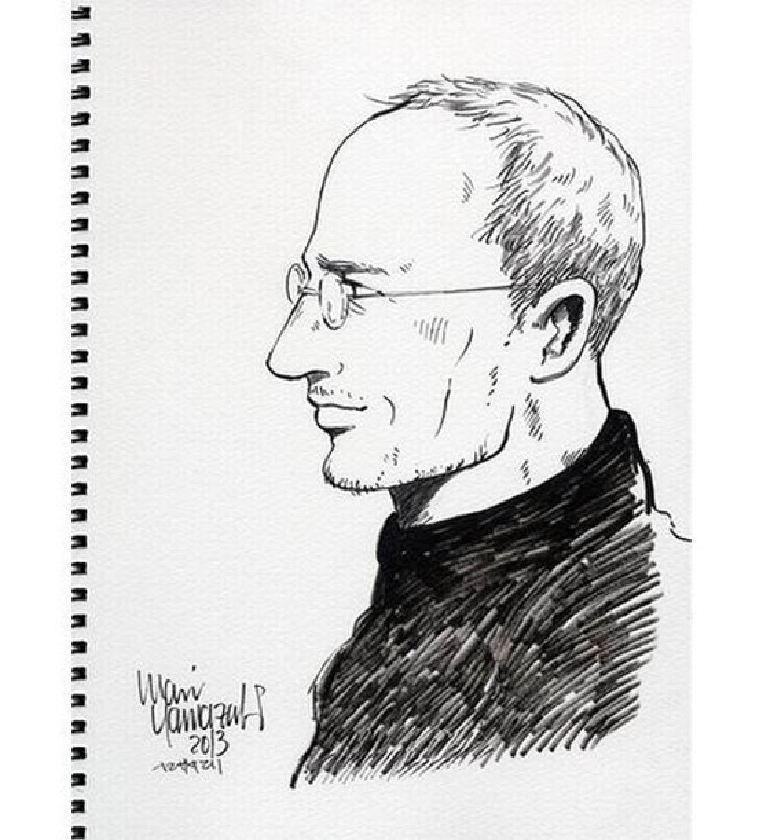 Steve Jobs to be Immortalized in Japanese Manga Series
