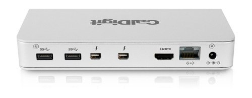 Caldigit thunderbolt station adds to growing ranks of - Porta thunderbolt hdmi ...