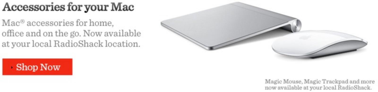 dd63f75f7f6 RadioShack Now Offering Mac Accessories - MacRumors