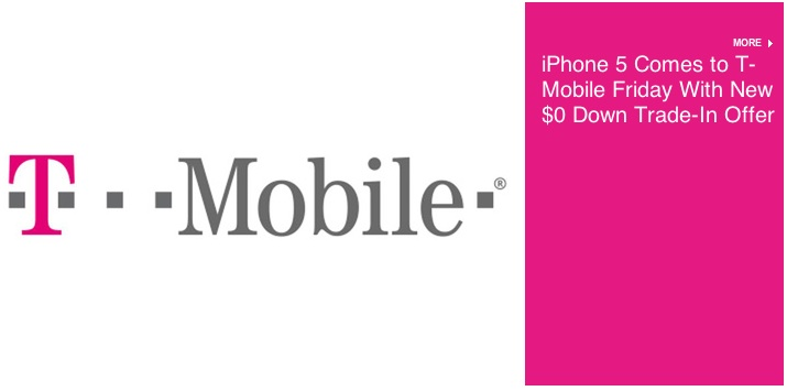 t mobile iphone trade in t mobile usa announces trade in offer for existing iphone 18063